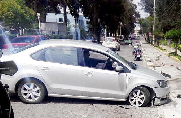 Impacta su vehículo por manejar en estado etílico