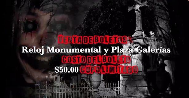 [Vídeo] Noches de Leyenda,  de regreso a Pachuca