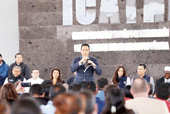 Hidalgo, referente nacional en capacitación para el trabajo