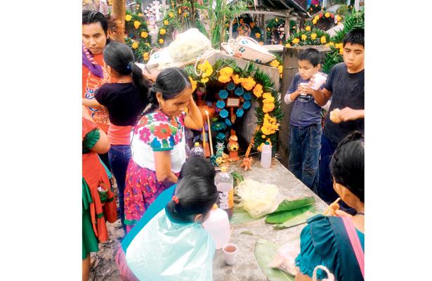Esperan un millón de visitantes en Día de Muertos
