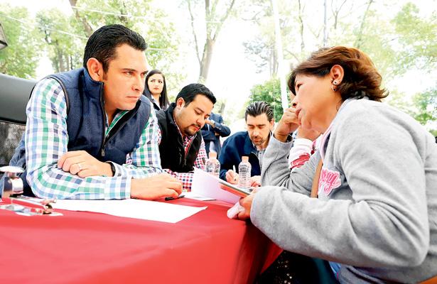Secretarios de gabinete brindaron atención ciudadana en la región de Tulancingo