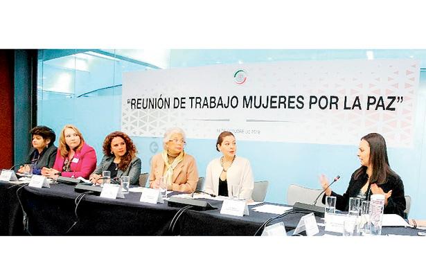 La presente administración apoya a mujeres indígenas con créditos: Nuvia Mayorga