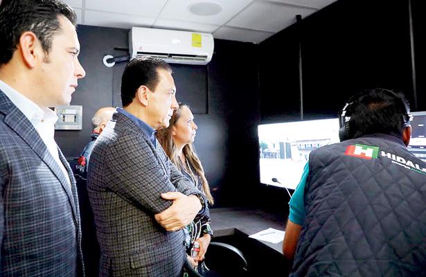Radio y Televisión de Hidalgo está a la vanguardia en telecomunicaciones