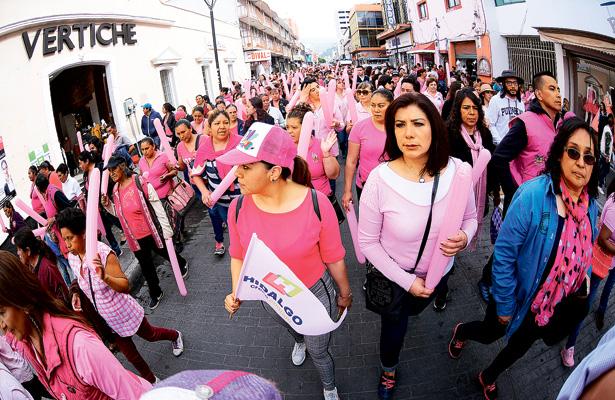 Aumentarían casos de influenza; en Hidalgo ya se confirmó uno