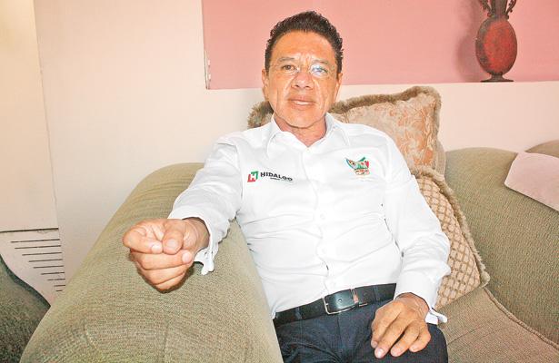 """""""La región Tula genera 35% de contaminación"""": Rico Moreno"""