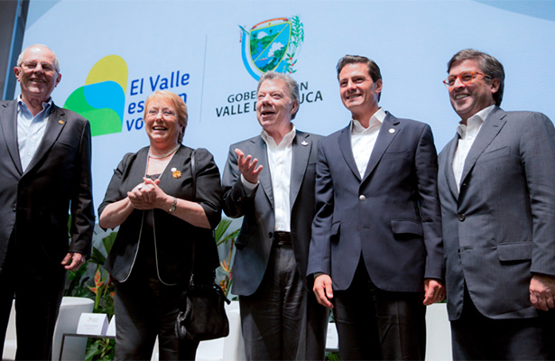 La Alianza del Pacífico entra a un nivel relevante: Peña Nieto