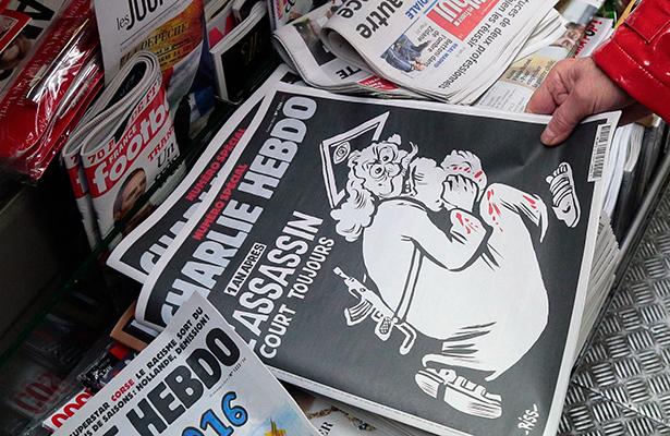 Detenidos 10 sospechosos del atentado contra Charlie Hebdo