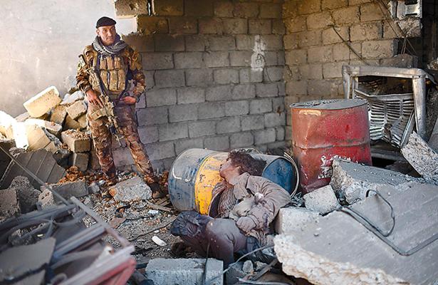 El estado Islámico ejecuta civiles en Mosul