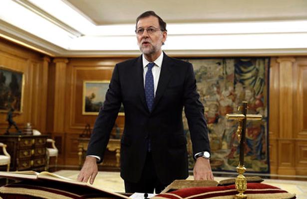 Trabajaremos para que los independentistas pierdan en Cataluña: Rajoy