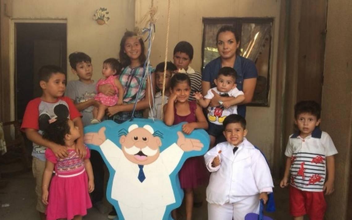 ¡Niño pide su fiesta al estilo del Dr. Simi!