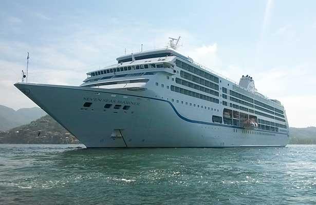 Cruceros dejan derrama  de 400 mdp en Sinaloa