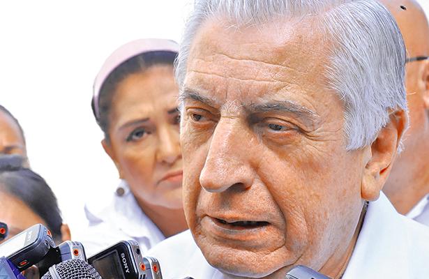 Reconoce Núñez molestia ciudadana por inseguridad