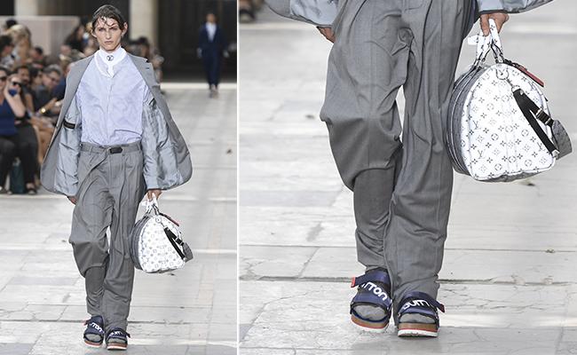 Estilo acapulqueño de chanclas con calcetines, el último grito de la moda