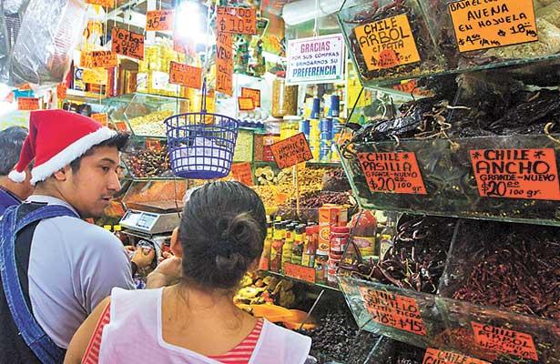 Inflación anualizada se ubicó en 5.62 por ciento de acuerdo a reporte del INEGI
