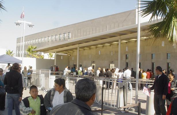Detecta Embajada de EU fraudes con Visas de trabajo