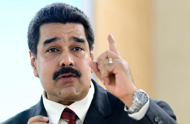 """Maduro asegura que a Venezuela """"no la van a sacar"""" del Mercosur"""