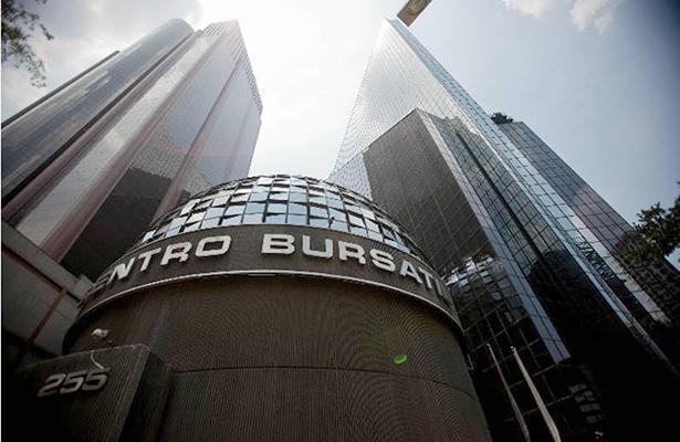 Bolsa Mexicana mantiene operaciones al alza y sigue en máximos a la apertura