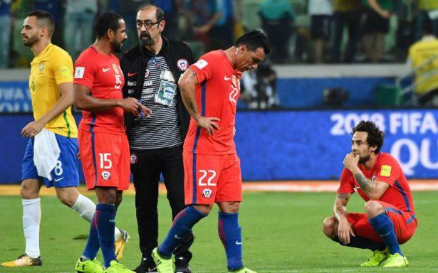 En Chile se arrepienten de la goleada 7-0 a México