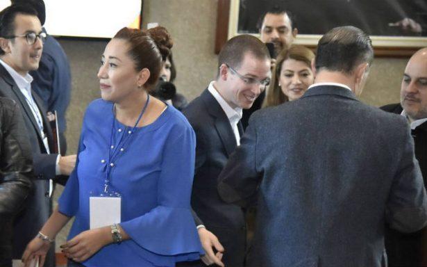 PAN aprueba coalición con Frente Ciudadano en 2018