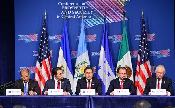 Prioridad de EU con Latinoamérica es detener el narcotráfico: Rex Tillerson