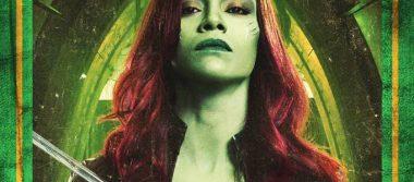 """Tengo un """"Hulk"""" dentro de mí, aseguró Zoe Saldaña"""