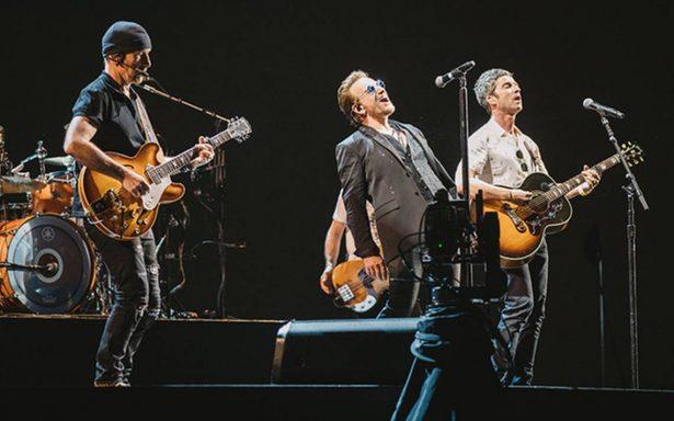¿Por qué U2 cita a un poeta de raíces mexicanas en sus conciertos?