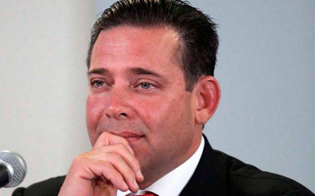 Amparan al exgobernador Eugenio Hernández, acusado de peculado