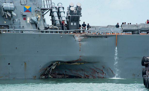 EU suspende operación de flota naval a nivel global tras incidente en Singapur