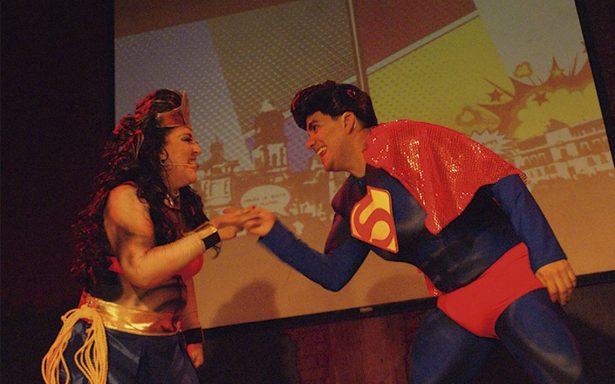 Las super amiguis combaten la discriminación con risas