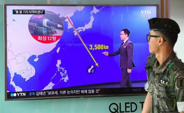 Guam, la estratégica isla perdida en el Pacífico que quiere atacar Corea del Norte