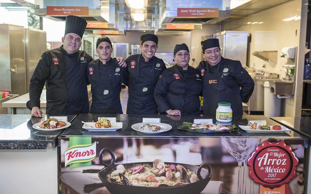 Reconocen al mejor arroz de México