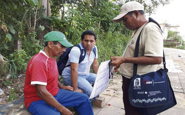 Buscan padres a desaparecidos centroamericanos