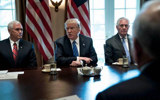 Trump pide al Congreso una aprobación rápida de su reforma fiscal