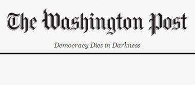 "The Washington Post revela nuevo slogan contra ""era Trump"""