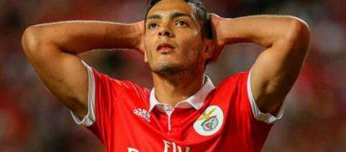 Con Raúl Jiménez en la cancha, Benfica volvió a ganar