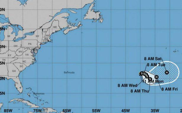 Se forma tormenta tropical Ophelia en el Atlántico