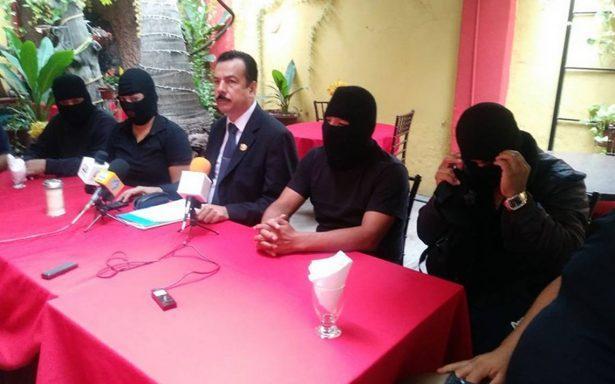 Amenazan policías con movilizaciones por inconformidades