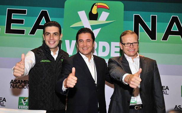 PVEM está preparado para ir sin el PRI en elecciones 2018