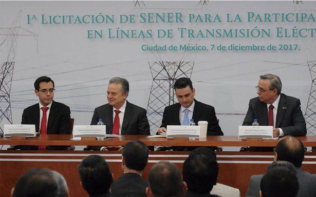 Sener lanza licitación para línea eléctrica de Mexicali a Hermosillo