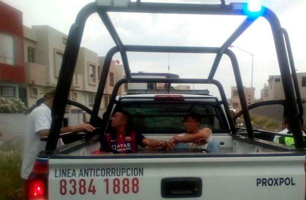 Detienen a ladrones de fuente radiactiva en Nuevo León