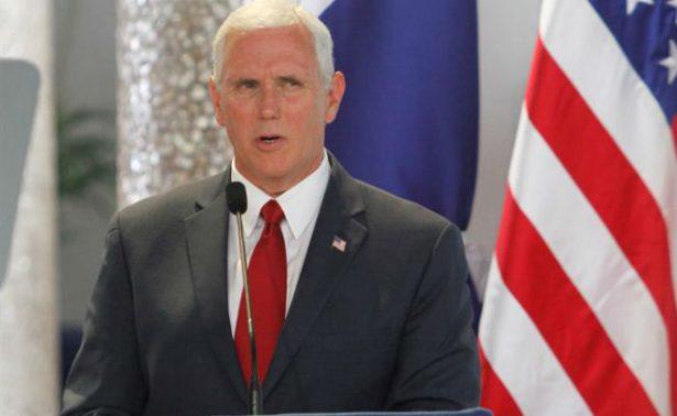 Mike Pence se reunirá con disidencia venezolana en Miami