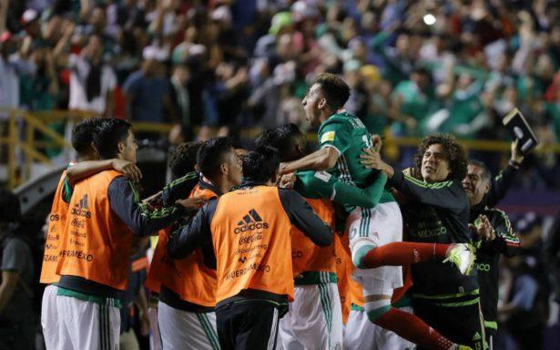 ¡Gigante de hierro! México busca obtener su mejor hexagonal