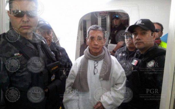 Trasladan al exgobernador Mario Villanueva a penal de la CDMX