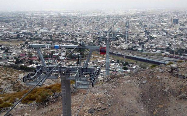 Inauguran teleférico en Torreón, Coahuila