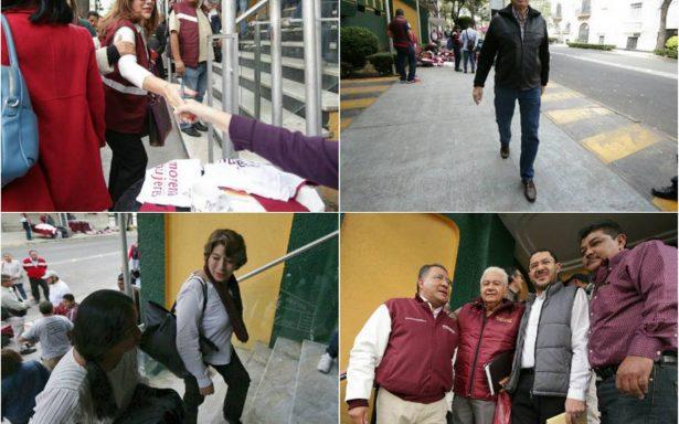Morena elegirá a su candidato presidencial mediante encuesta