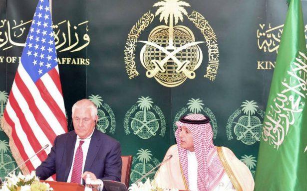 Tillerson visita por sorpresa Afganistán; se reúne con presidente afgano