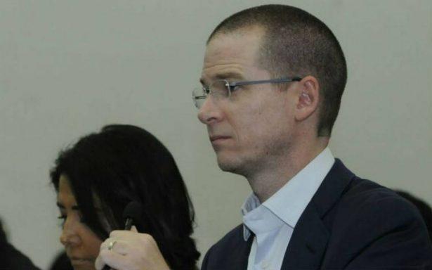 Denuncian ante INE a Ricardo Anaya por 'alterar' estatutos del PAN