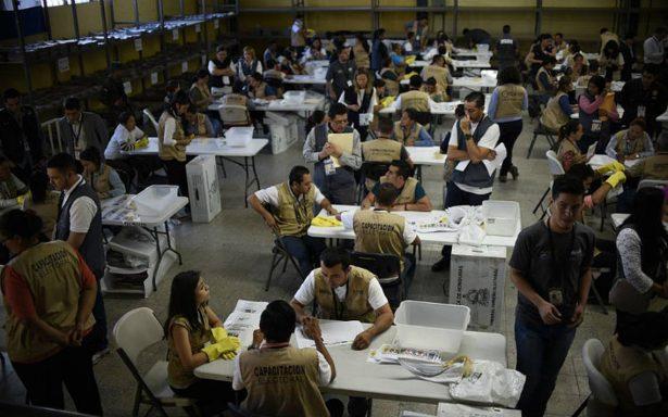 Inicia recuento de votos en Honduras en medio de protestas