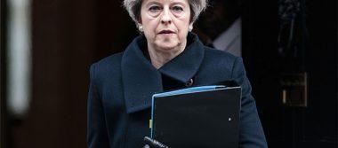 Theresa May confirma que agresor de atentado era británico