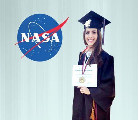Joven estudiante de Chihuahua realizará estancia en la NASA